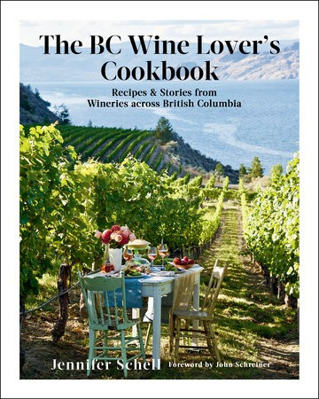 BC Wine Lover's Cookbook